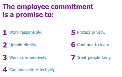 EMPLOYER COMMITMENT